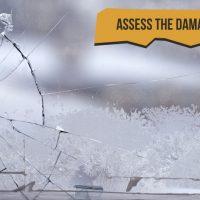 Broken Window In Winter? Here's What To Do.