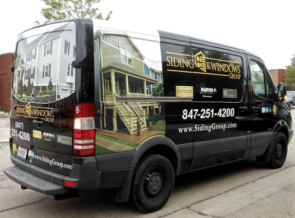 Siding-Windows-Group-Van