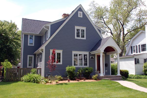 siding contractor lake bluff il