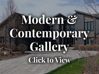 Modern & Contemporary Siding
