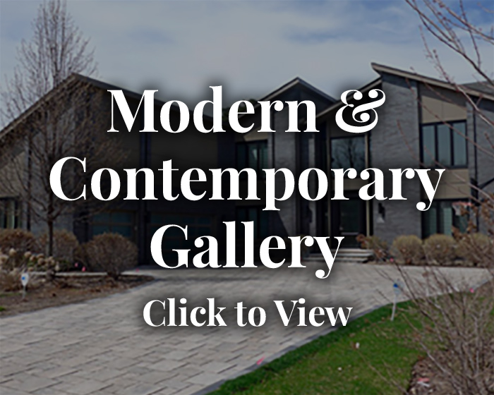 Modern & Contemporary Siding