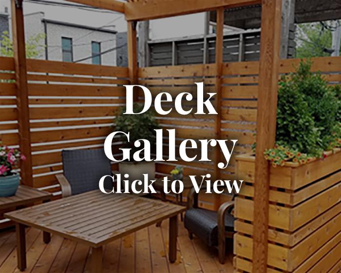 Deck Gallery