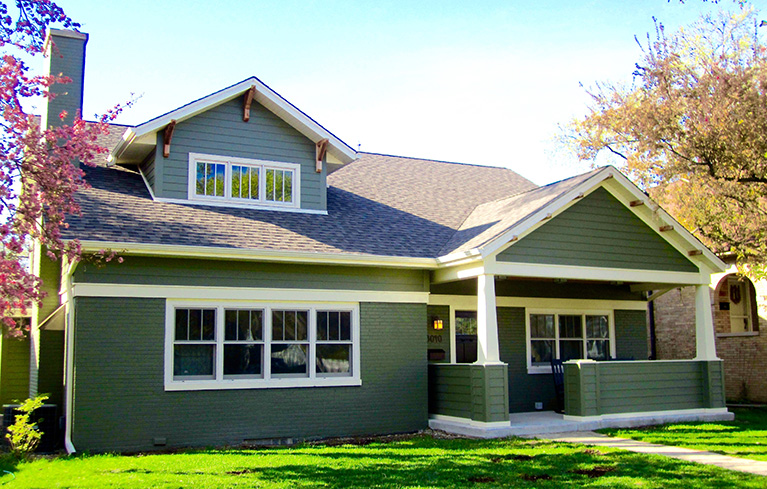 The Most Popular Siding Styles in Chicagoland