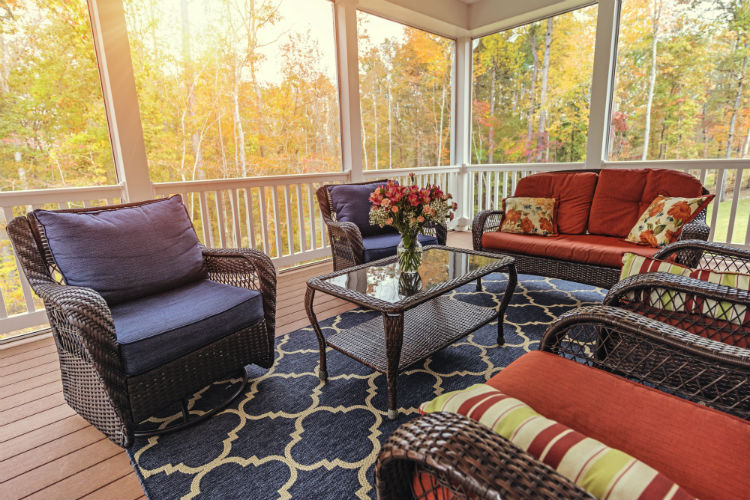 Benefits of Adding a Porch Deck or Patio to Your Home