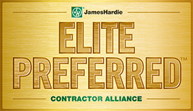 James Hardie Elite Preferred Contractor | Chicago