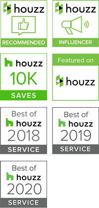 Houzz Award Winner