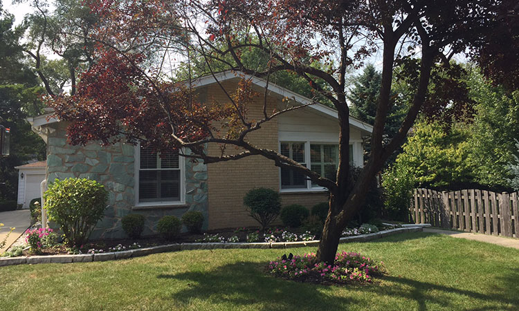 Arlington Heights Il Vinyl Siding Replacement In Mastic