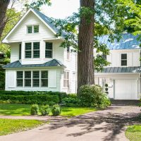 Lake Bluff 120-year old Summer Cottage Revitalization