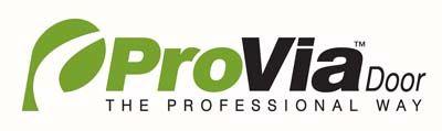 ProVia Fiberglass & Steel Entry Doors Logo