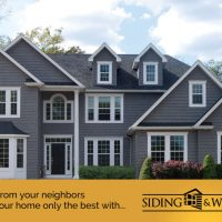 When to Replace Your Home's Siding