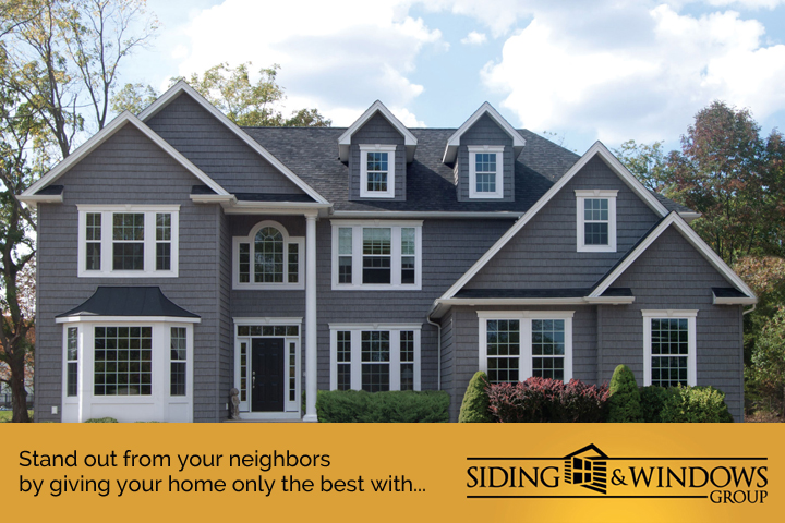 Is It Time To Replace Your Siding Here