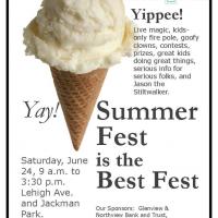 Glenview Summer Fest (June 24) – Join Us & Beechworth Windows