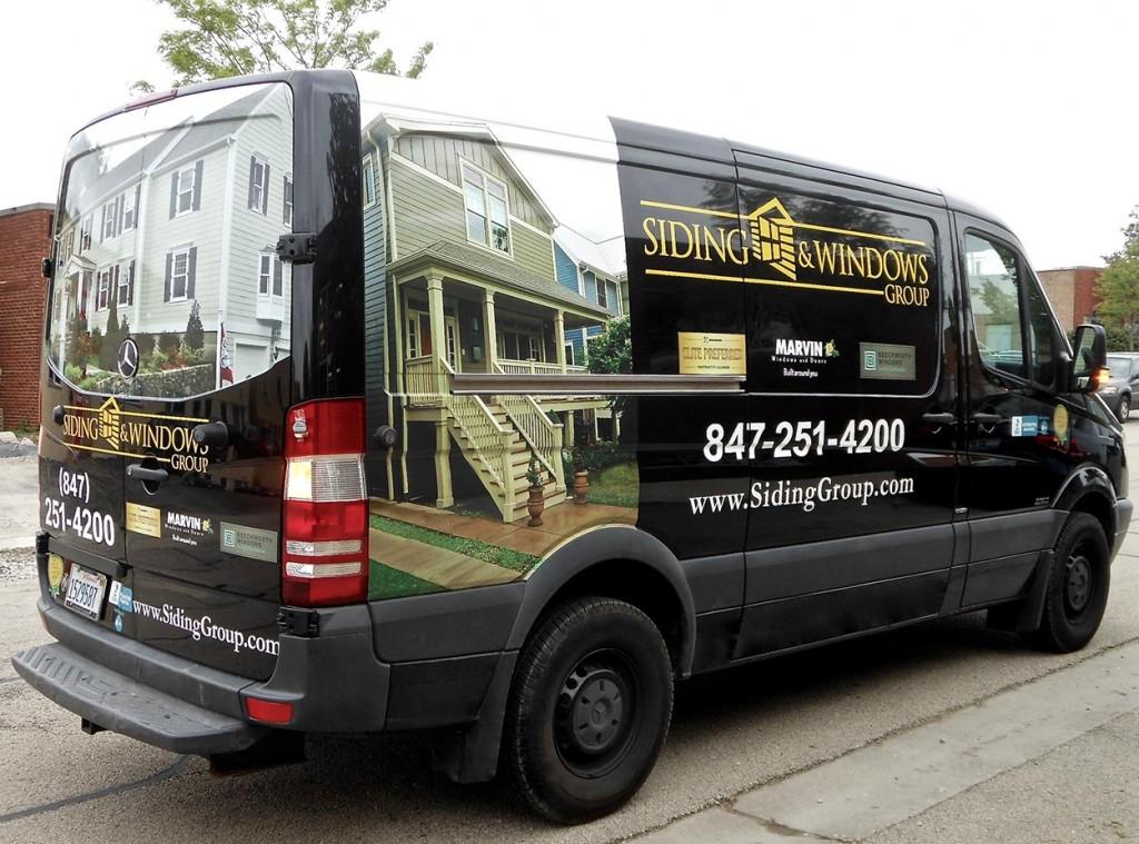 Siding-Windows-Group-Van