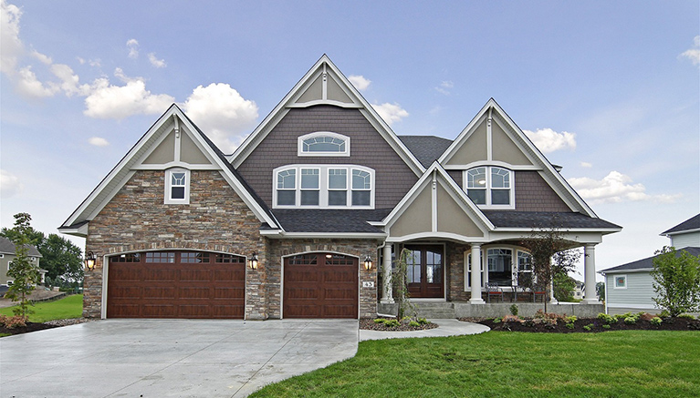 pictures of stone exterior on homes why hardie siding and stone veneer siding are the perfect