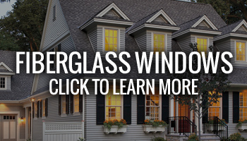 Fiberglass Windows - Chicago