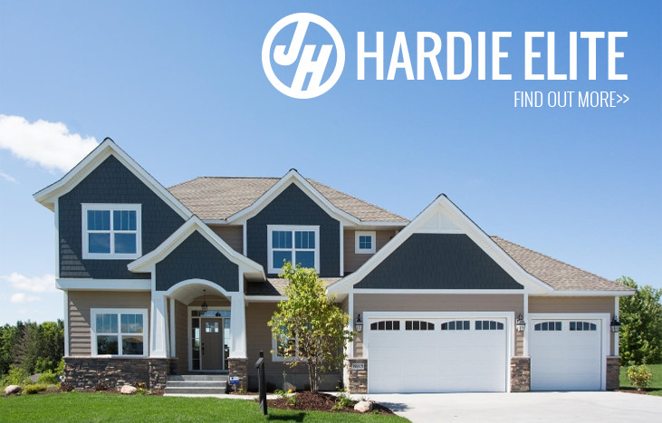 Siding and Windows Group is a James Hardie Elite Installation Expert