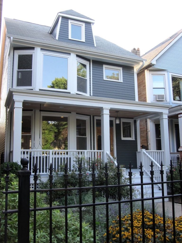 Porches, Decks, & Porticos