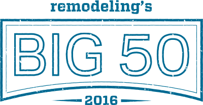 REMODELING Big50 2016 Award Winner