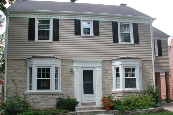 siding contractor Libertyville IL