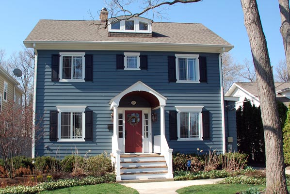 siding contractor glencoe il